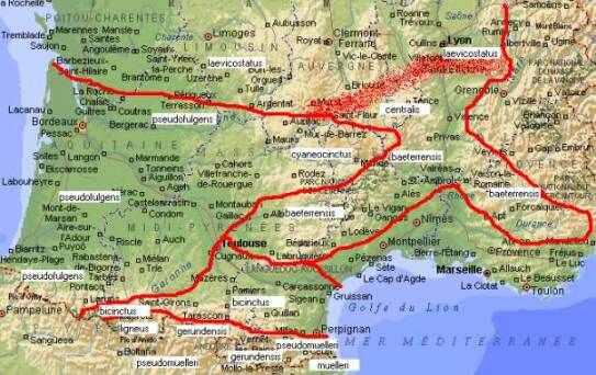 Sud de la france for Booking sud de la france